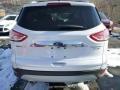 2014 White Platinum Ford Escape Titanium 2.0L EcoBoost 4WD  photo #3