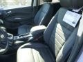 2014 White Platinum Ford Escape Titanium 2.0L EcoBoost 4WD  photo #7