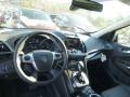 2014 White Platinum Ford Escape Titanium 2.0L EcoBoost 4WD  photo #9