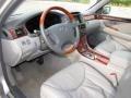 Ash 2004 Lexus LS Interiors