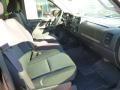 2012 Black Chevrolet Silverado 1500 LT Regular Cab 4x4  photo #10