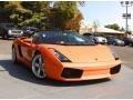 Arancio Borealis (Orange) 2007 Lamborghini Gallardo Gallery
