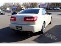 2008 White Suede Lincoln MKZ AWD Sedan  photo #7