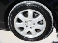 2001 CLK 320 Cabriolet Wheel