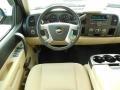2010 Laser Blue Metallic Chevrolet Silverado 1500 LT Extended Cab  photo #6