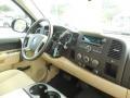 2010 Laser Blue Metallic Chevrolet Silverado 1500 LT Extended Cab  photo #11