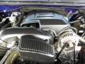 2010 Laser Blue Metallic Chevrolet Silverado 1500 LT Extended Cab  photo #16