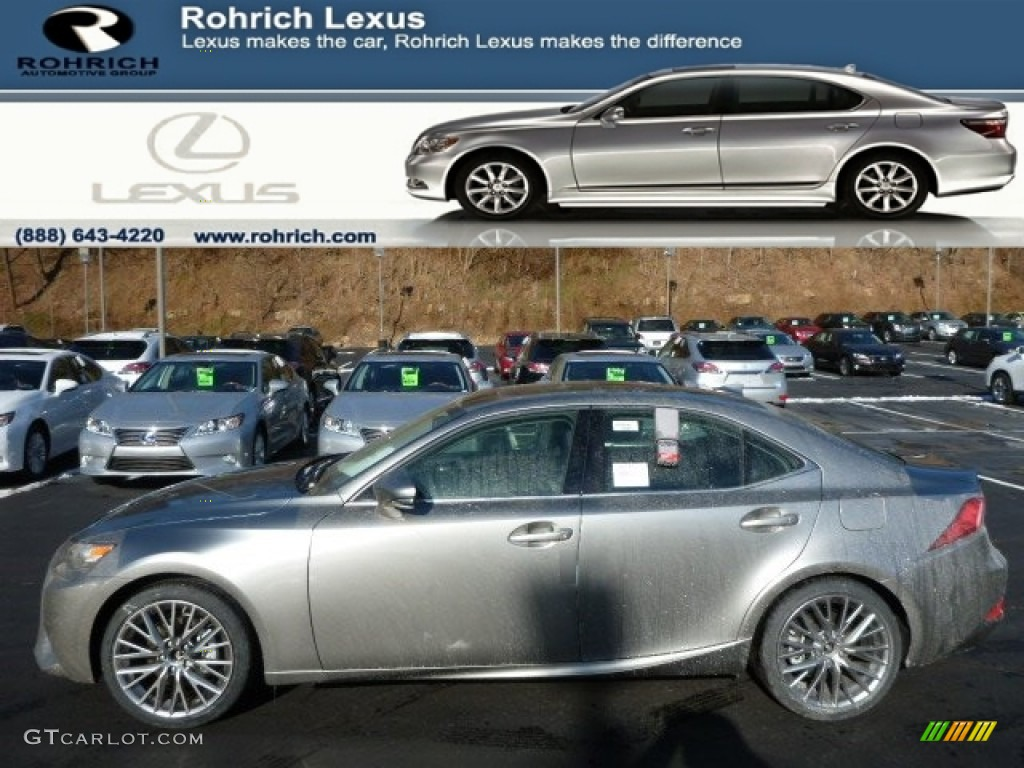 2014 atomic silver lexus is 250 awd 88865966 gtcarlot. Black Bedroom Furniture Sets. Home Design Ideas