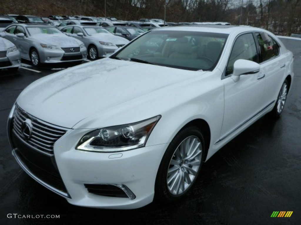 2014 starfire pearl lexus ls 460 awd 88891844 photo 8 car color galleries. Black Bedroom Furniture Sets. Home Design Ideas