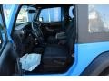 2012 Cosmos Blue Jeep Wrangler Sport 4x4  photo #11