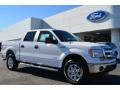 Oxford White 2014 Ford F150 XLT SuperCrew 4x4