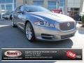 Lunar Grey Metallic 2012 Jaguar XJ XJ