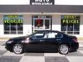 Crystal Black Pearl 2012 Honda Accord EX-L V6 Sedan