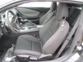 Black Front Seat Photo for 2014 Chevrolet Camaro #88913922