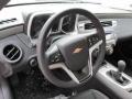 Black Steering Wheel Photo for 2014 Chevrolet Camaro #88913963