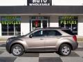 Cyber Gray Metallic 2011 Chevrolet Equinox LT