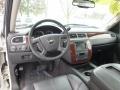 2011 White Diamond Tricoat Chevrolet Silverado 1500 LTZ Crew Cab 4x4  photo #12