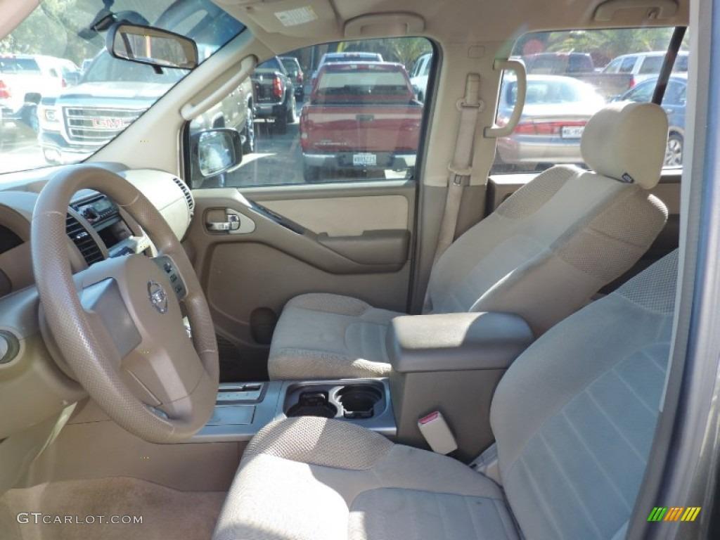 2006 Nissan Pathfinder Le Interior Color Photos