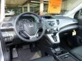 2014 Alabaster Silver Metallic Honda CR-V EX-L AWD  photo #11