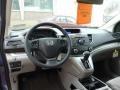 2014 Twilight Blue Metallic Honda CR-V LX AWD  photo #12