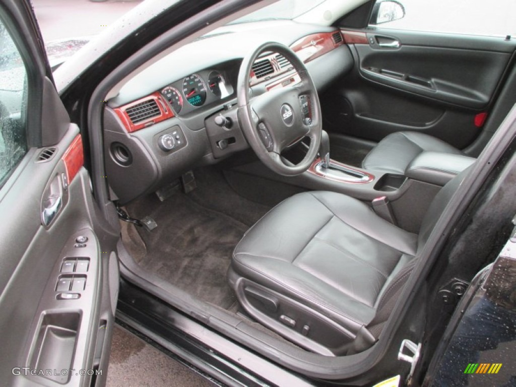 2006 Chevrolet Impala Ss Interior Color Photos