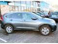 Polished Metal Metallic 2012 Honda CR-V EX-L 4WD Exterior
