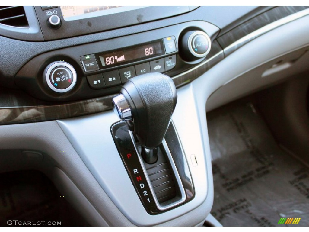 2012 Honda CR-V EX-L 4WD Transmission Photos