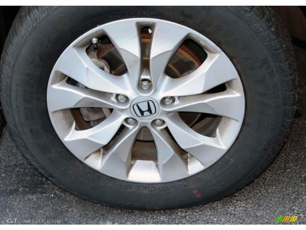 2012 Honda CR-V EX-L 4WD Wheel Photo #88947224