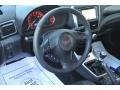 STi Black Alcantara/Carbon Black Steering Wheel Photo for 2012 Subaru Impreza #88949479