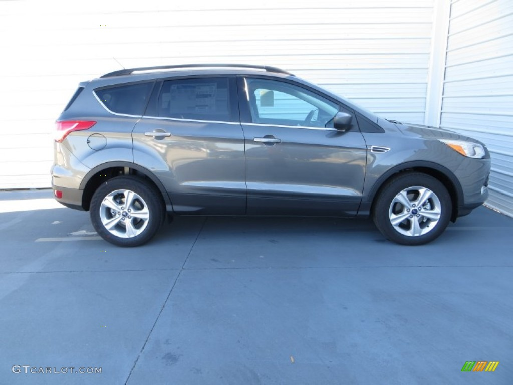 2014 Escape SE 1.6L EcoBoost - Sterling Gray / Charcoal Black photo #3