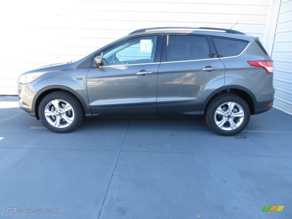 2014 Escape SE 1.6L EcoBoost - Sterling Gray / Charcoal Black photo #6