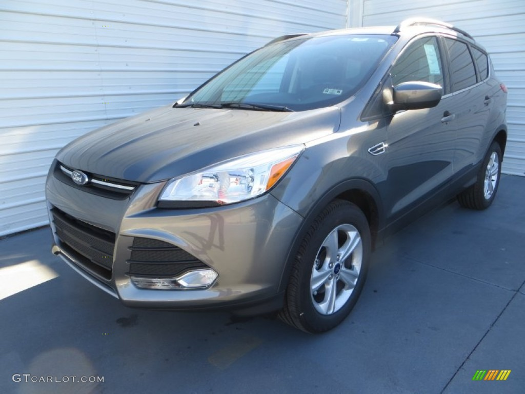 2014 Escape SE 1.6L EcoBoost - Sterling Gray / Charcoal Black photo #7