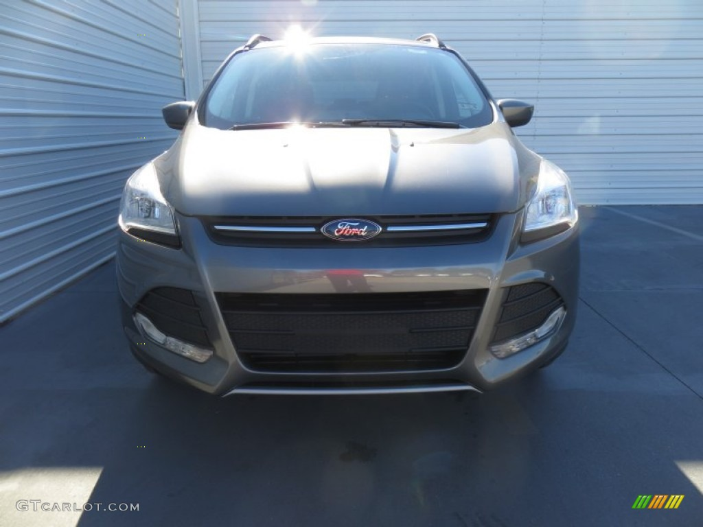 2014 Escape SE 1.6L EcoBoost - Sterling Gray / Charcoal Black photo #8
