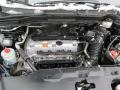 2010 Crystal Black Pearl Honda CR-V EX-L AWD  photo #10