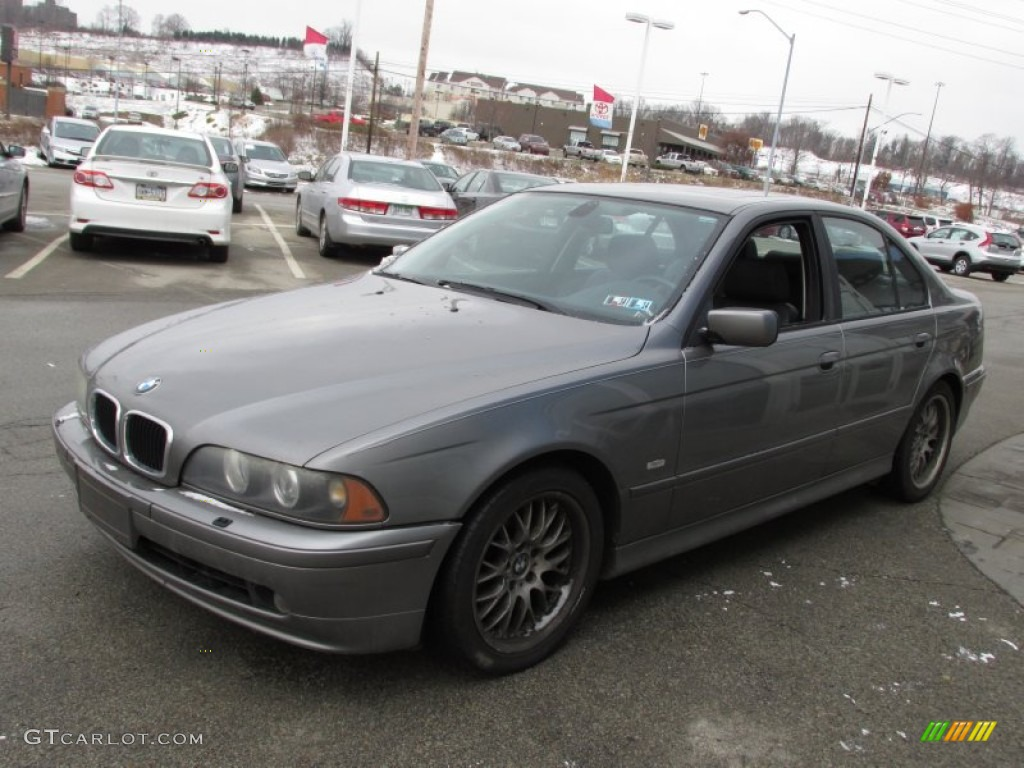 2002 bmw 5 series 530i sedan exterior photos. Black Bedroom Furniture Sets. Home Design Ideas