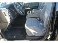 Jet Black/Dark Ash Front Seat Photo for 2014 Chevrolet Silverado 1500 #88961797