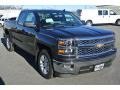 Tungsten Metallic 2014 Chevrolet Silverado 1500 LT Double Cab