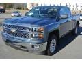 Blue Granite Metallic 2014 Chevrolet Silverado 1500 Gallery