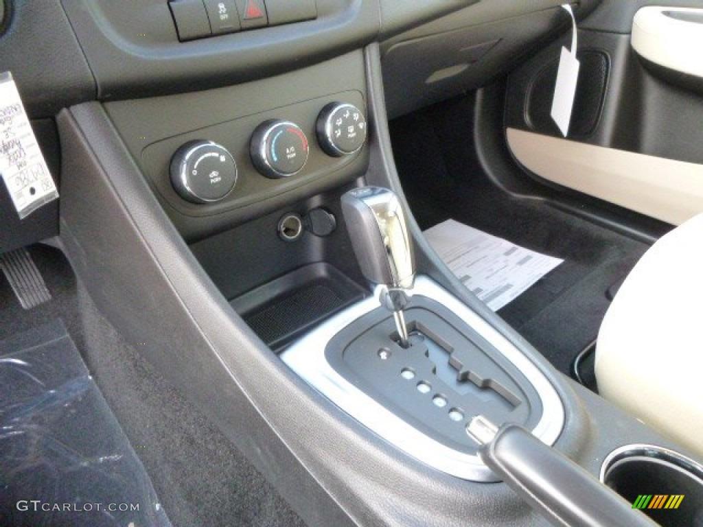 Dodge Avenger: Automatic transmission