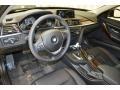 Black Prime Interior Photo for 2014 BMW 3 Series #88977142