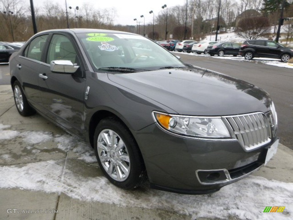 sterling gray metallic 2012 lincoln mkz awd exterior photo 88982113. Black Bedroom Furniture Sets. Home Design Ideas