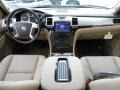 2014 Cadillac Escalade Cashmere/Cocoa Interior Dashboard Photo