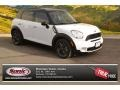 Light White 2013 Mini Cooper S Countryman