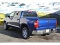 2014 Blue Ribbon Metallic Toyota Tundra SR5 Crewmax 4x4  photo #3