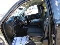 2013 Black Chevrolet Silverado 1500 LT Extended Cab  photo #10