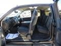 2013 Black Chevrolet Silverado 1500 LT Extended Cab  photo #12