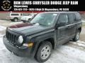 Black 2014 Jeep Patriot Sport