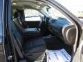 2013 Black Chevrolet Silverado 1500 LT Extended Cab  photo #14