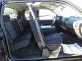 2013 Black Chevrolet Silverado 1500 LT Extended Cab  photo #16