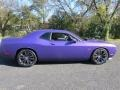 2013 Plum Crazy Pearl Dodge Challenger SRT8 392  photo #8